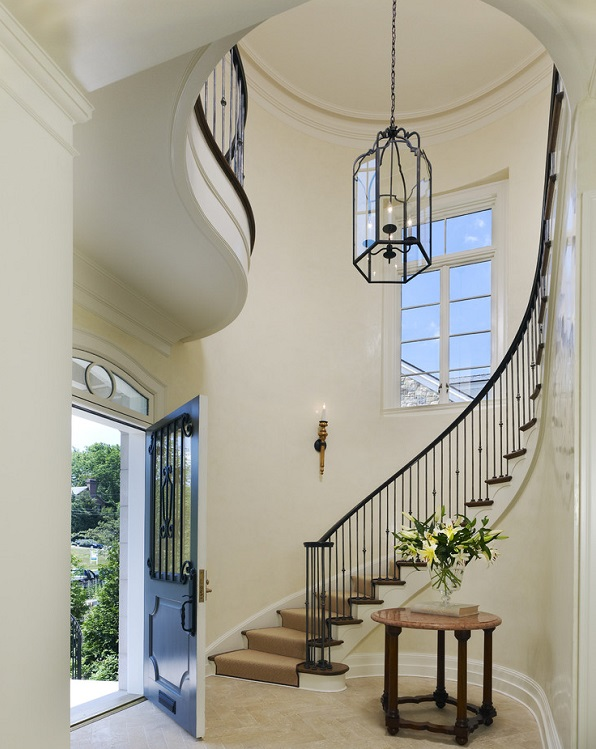 Interior Design Ideas For Your Hallway   Hallway Chandelier