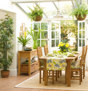 Interior design ideas for your conservatory - Celene Collins ...
