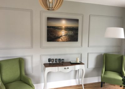 Creative Wall Panelling