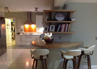 NEW KITCHEN CARRIGALINE
