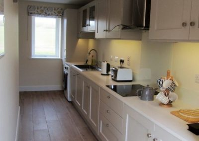NEW KITCHEN BALLYNOE HOLIDAY HOMES