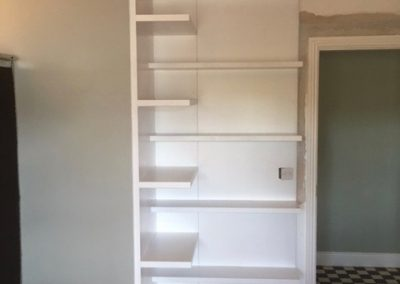 BESPOKE BOOK SHELVES